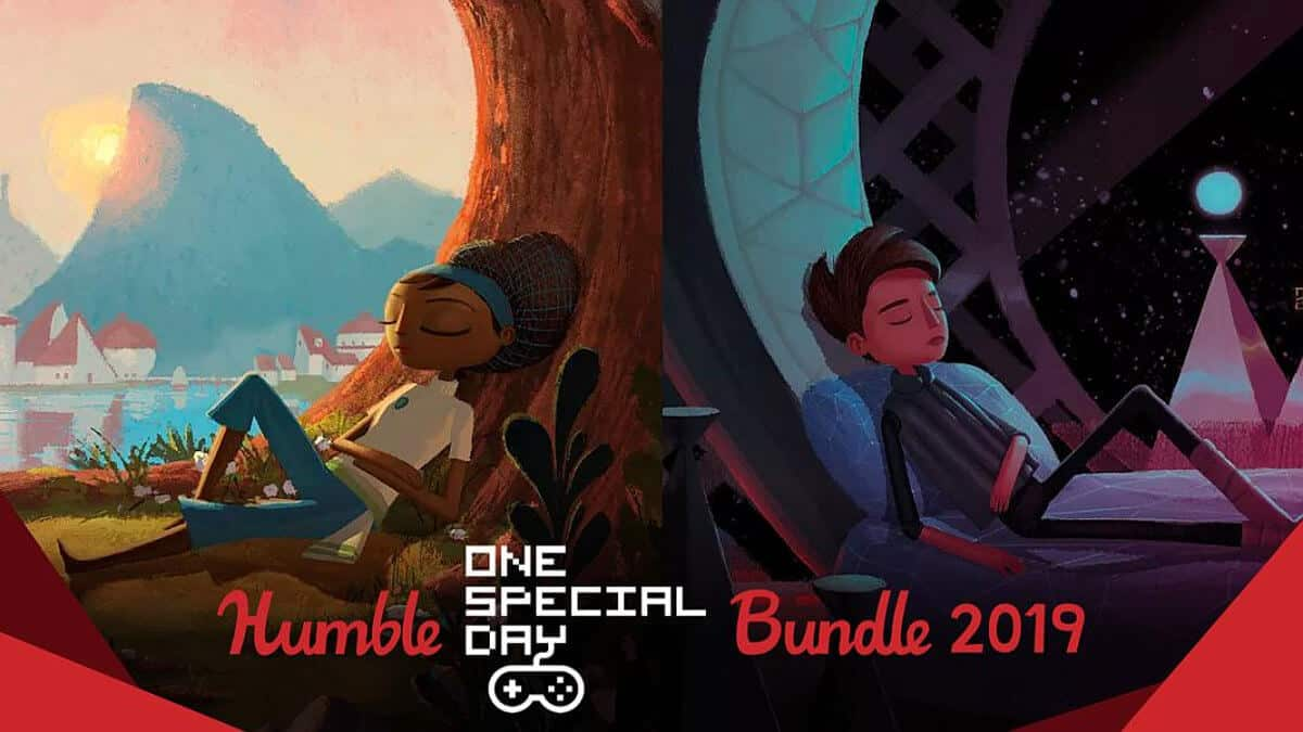 Humble One Special Day Bundle 2019 releases