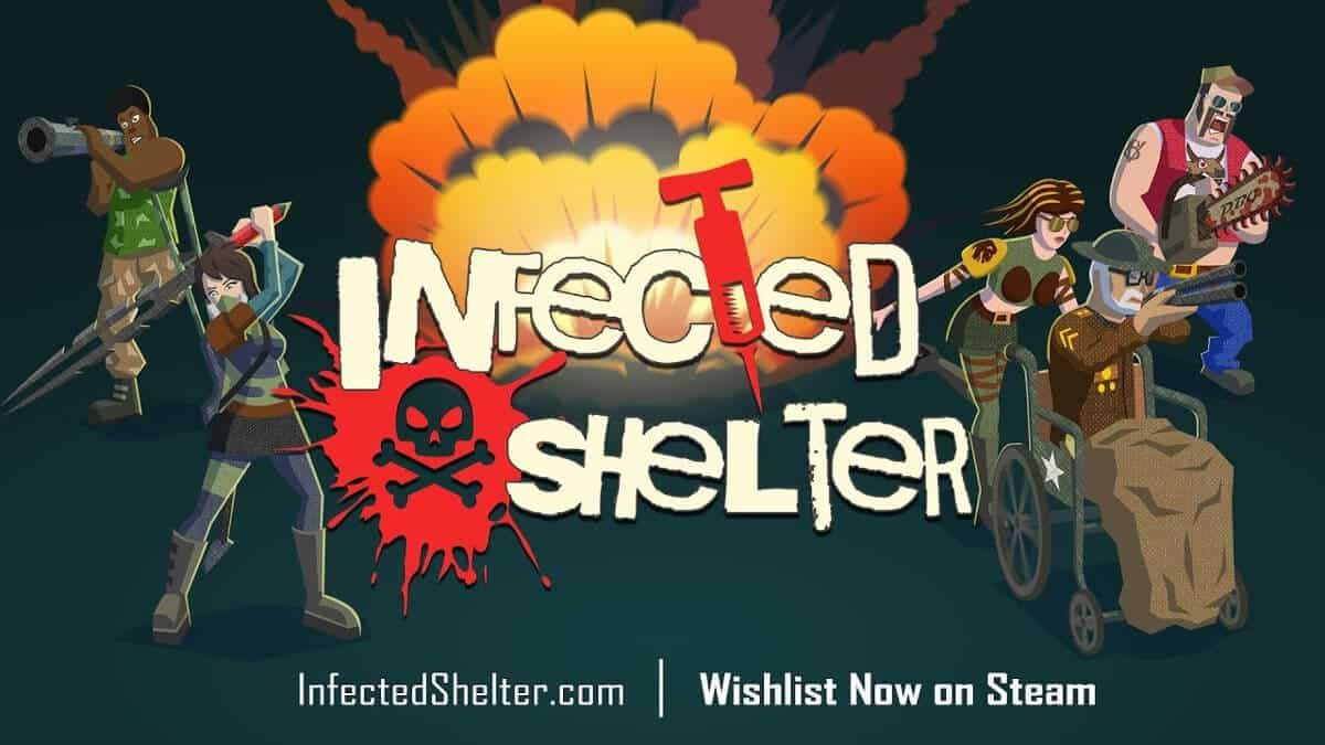 Infected Shelter full release and native support