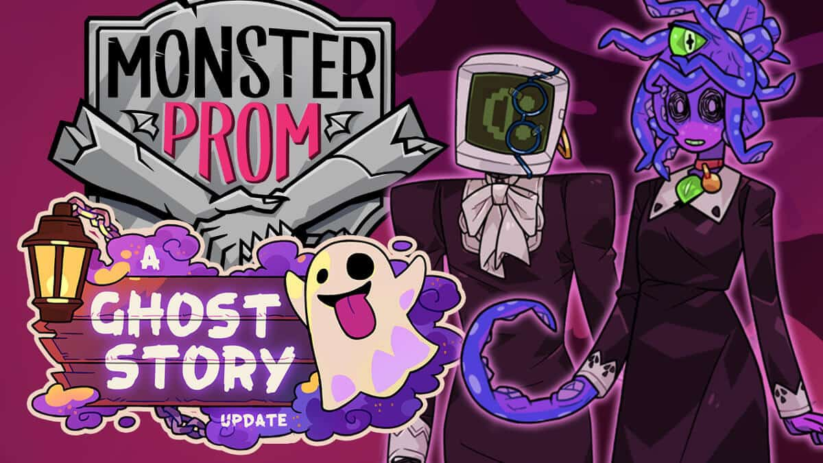 monster prom content update for halloween on linux mac windows pc
