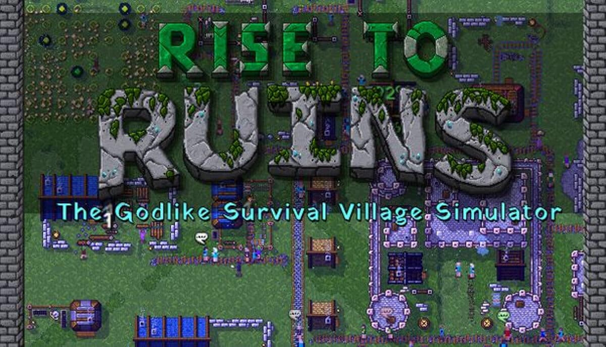 rise to ruins village sim gets a full release on linux mac windows pc