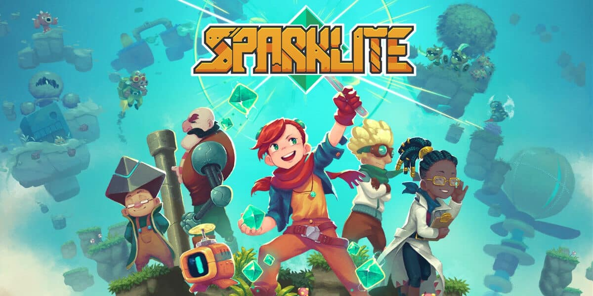 Sparklite good news for the action adventure
