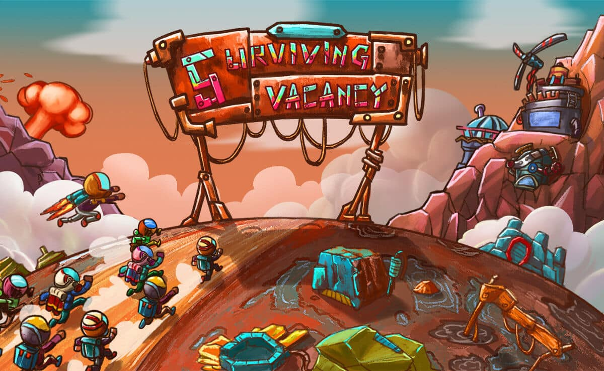 Survival Vacancy mining now on Early Access