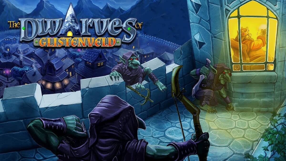 the dwarves of glistenveld real time strategy due to release soon on linux and windows pc