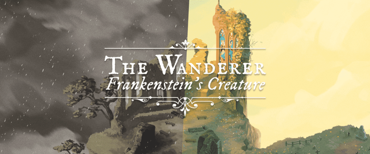 the wanderer frankenstein's creature is near to linux mac windows pc