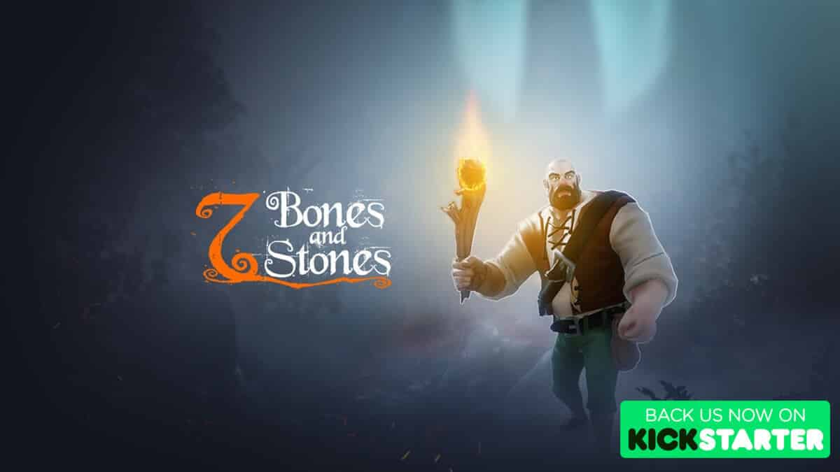 7 bones and 7 stones the ritual now live on kickstarter for linux windows pc