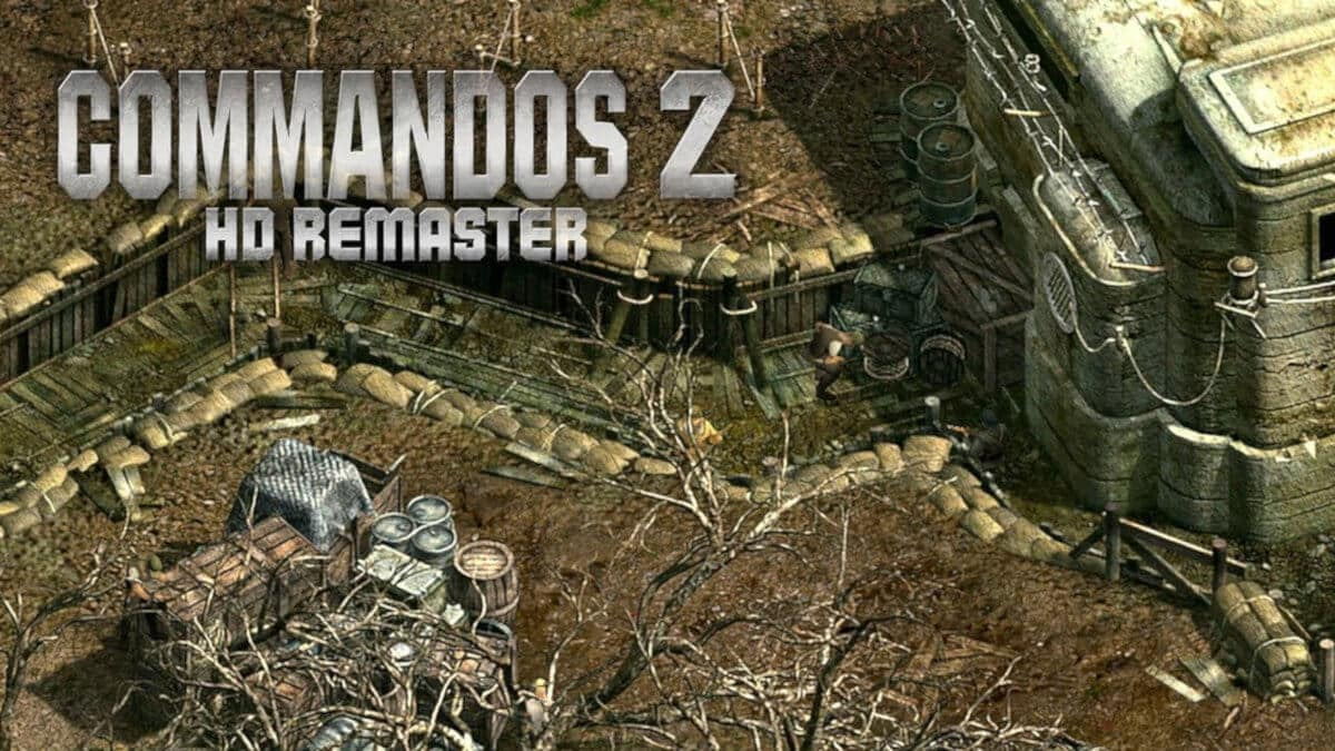 commandos 2 - hd remaster coming release for windows pc linux mac