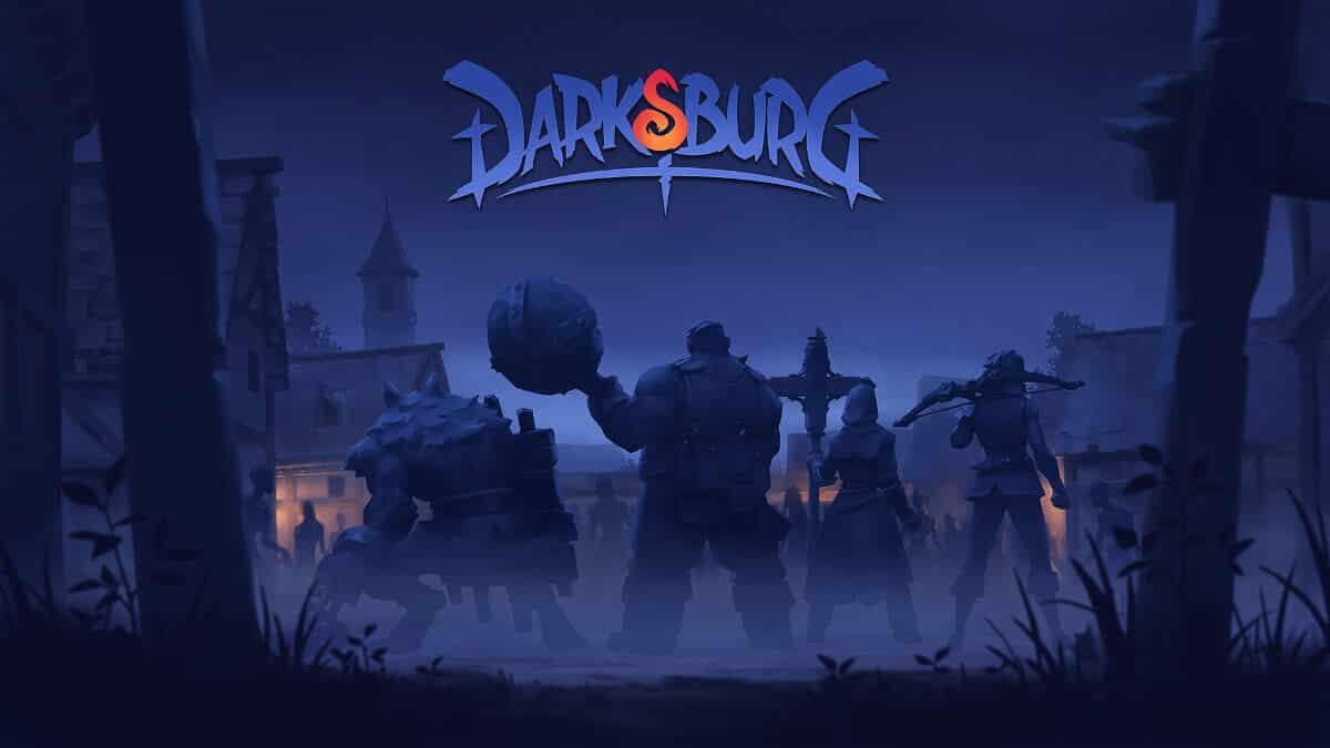 Darksburg developer is keen about support