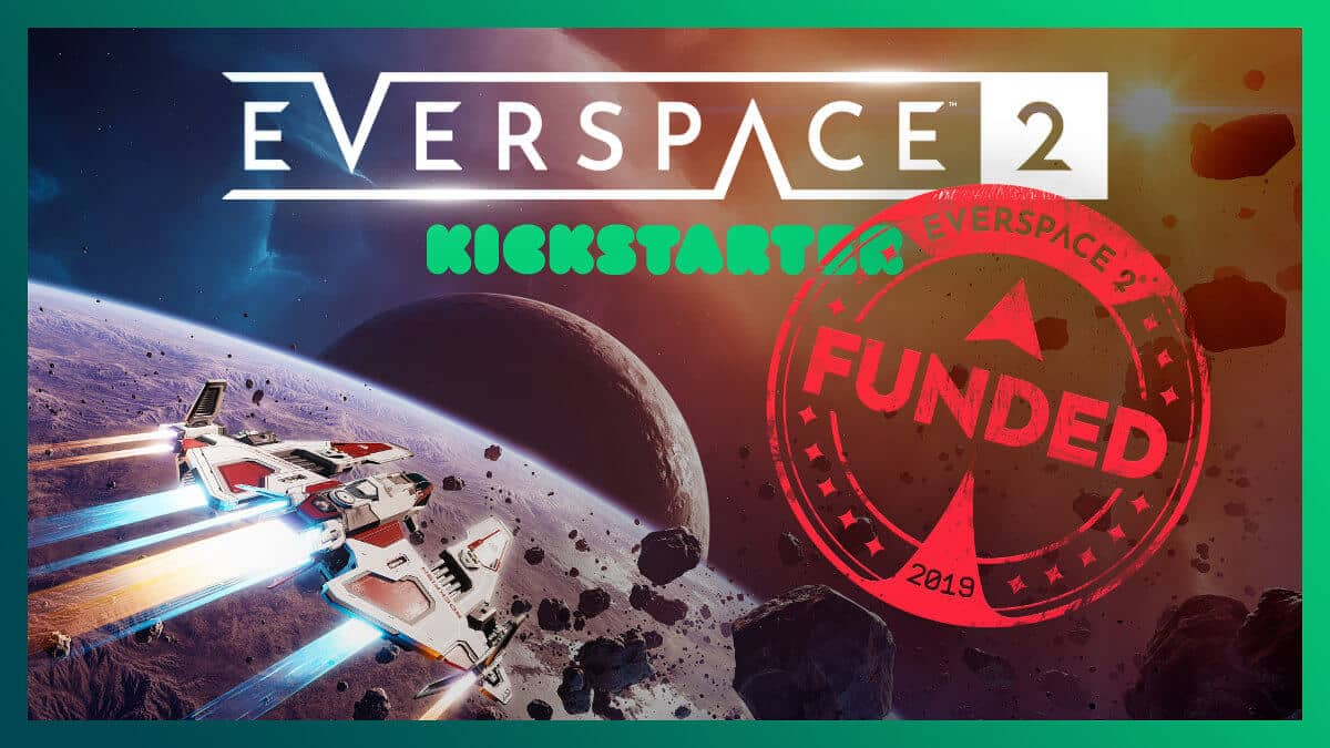 everspace 2 kickstarter goal and whats next for linux and windows pc