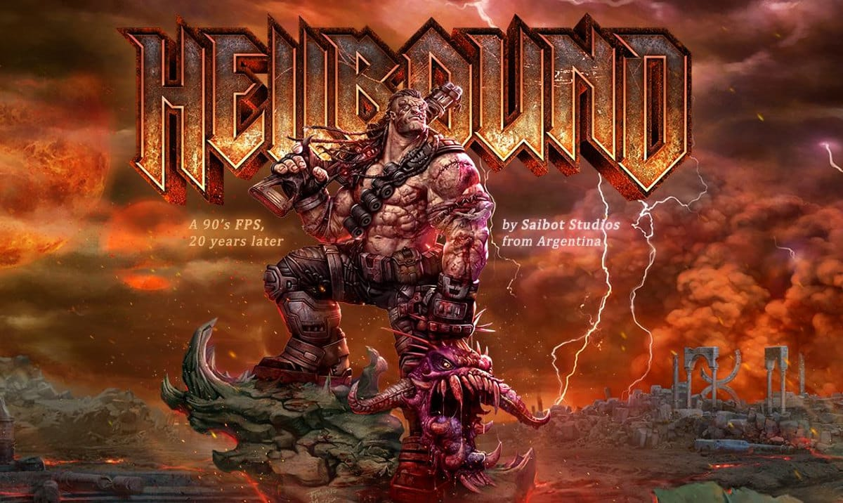 Hellbound developers support and Demo