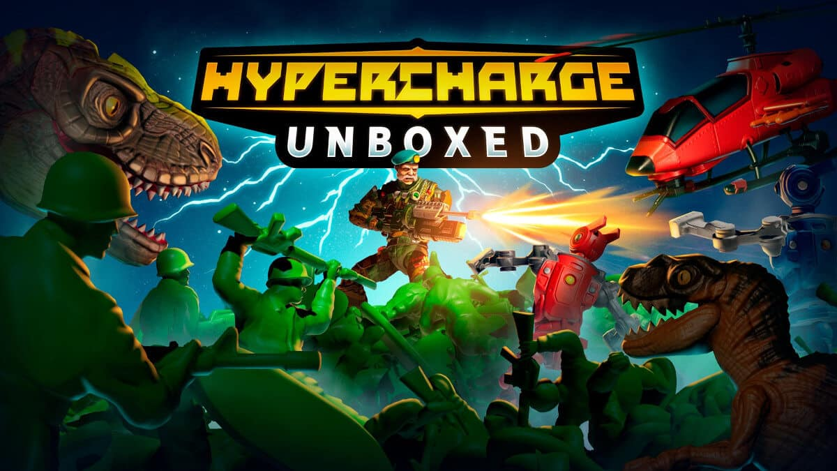 HYPERCHARGE: Unboxed release and support