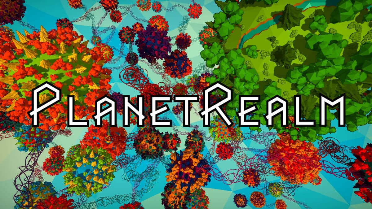 planetrealm a treasure hunt with support for linux and windows pc