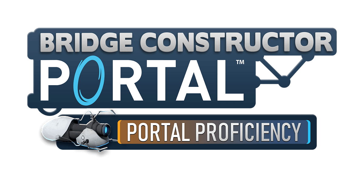 portal proficiency new DLC adds more levels to bridge constructor portal on linux mac windows pc