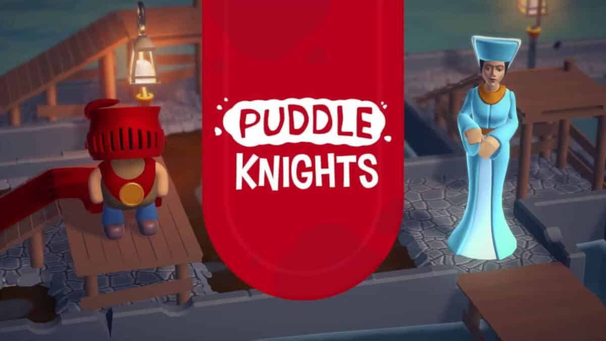puddle knights a new turn based puzzle reveal for linux mac windows pc