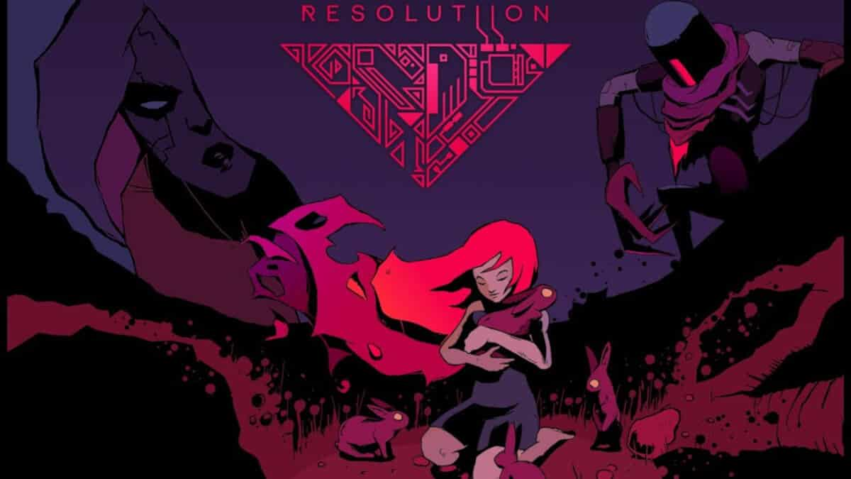 Resolutiion a new fast paced action adventure