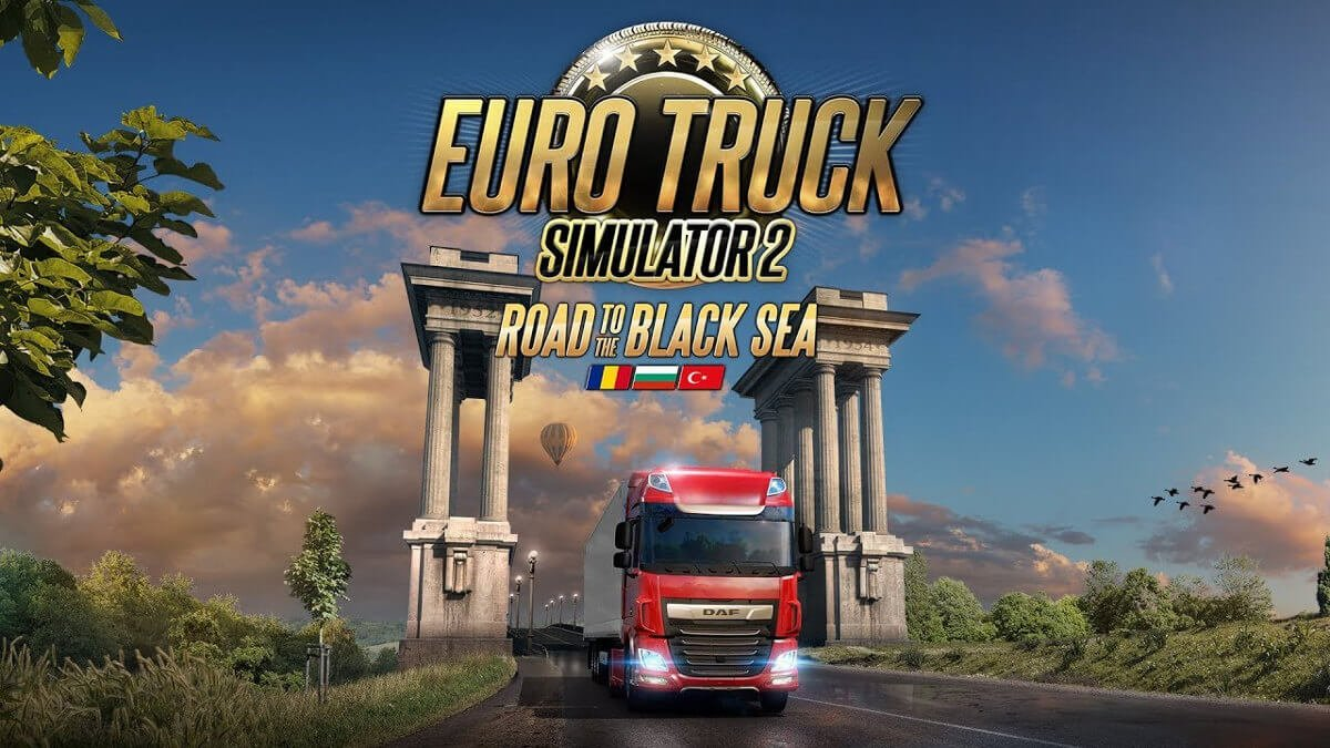 road to the black sea expansion release linux mac windows pc euro truck simulator 2