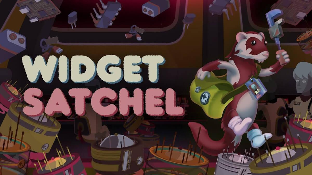Widget Satchel releases ferret mischief