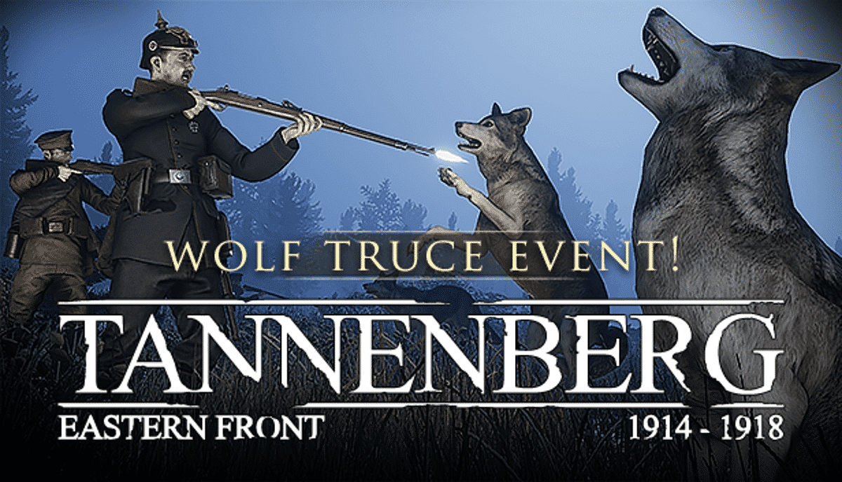 wolf truce event is back in tannenberg on linux mac windows pc