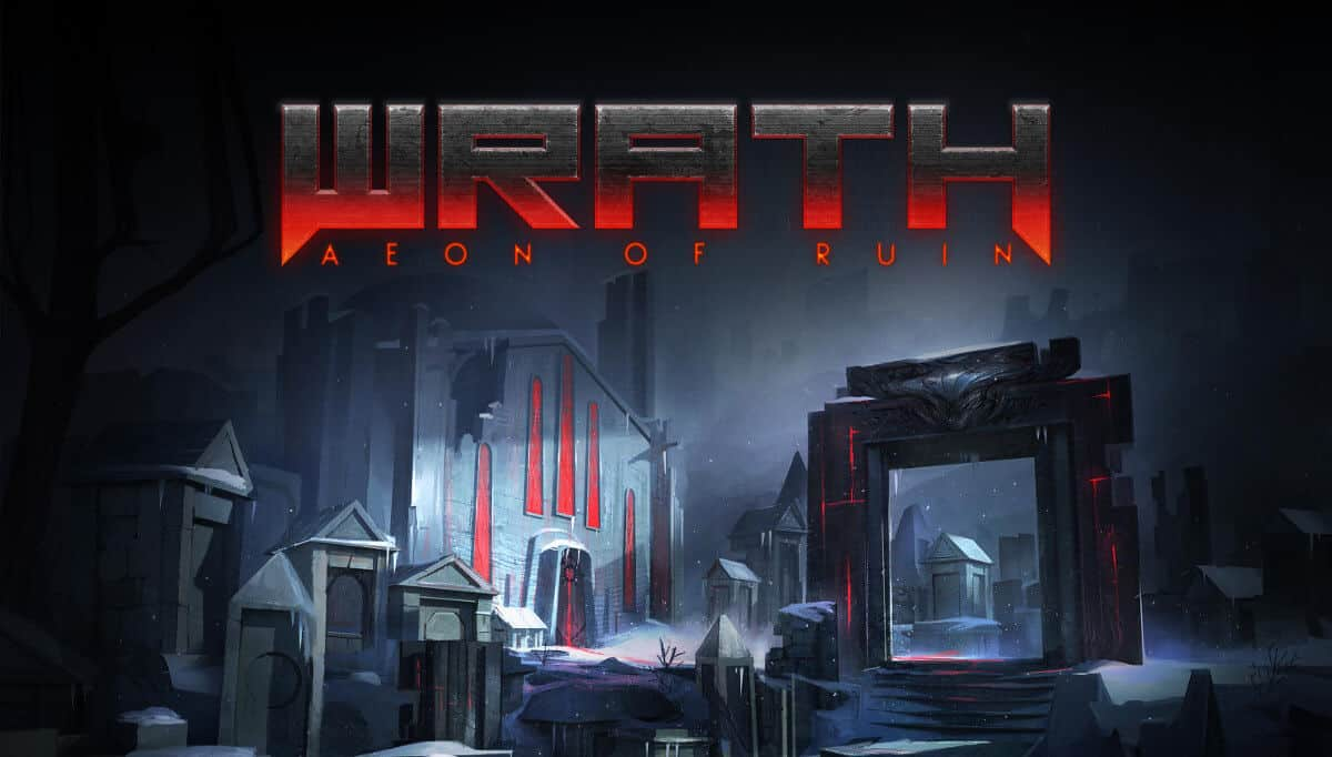 wrath aeon of ruin and the linux windows pc release