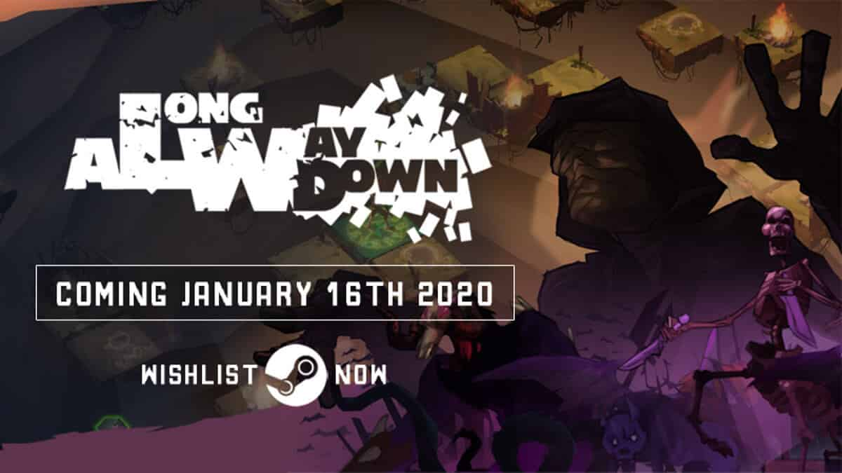a long way down a new deck building roguelite for linux mac windows pc