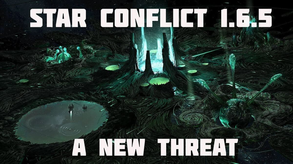 A New Threat update for Star Conflict