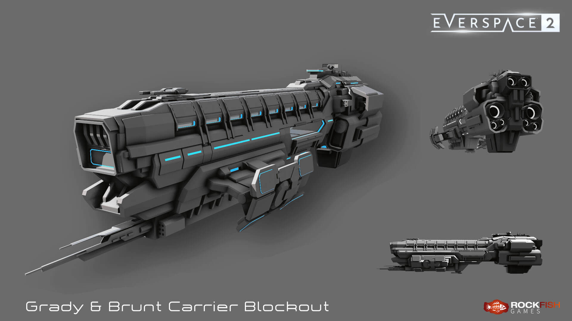 grady and brunt everspace 2 carrier blockout