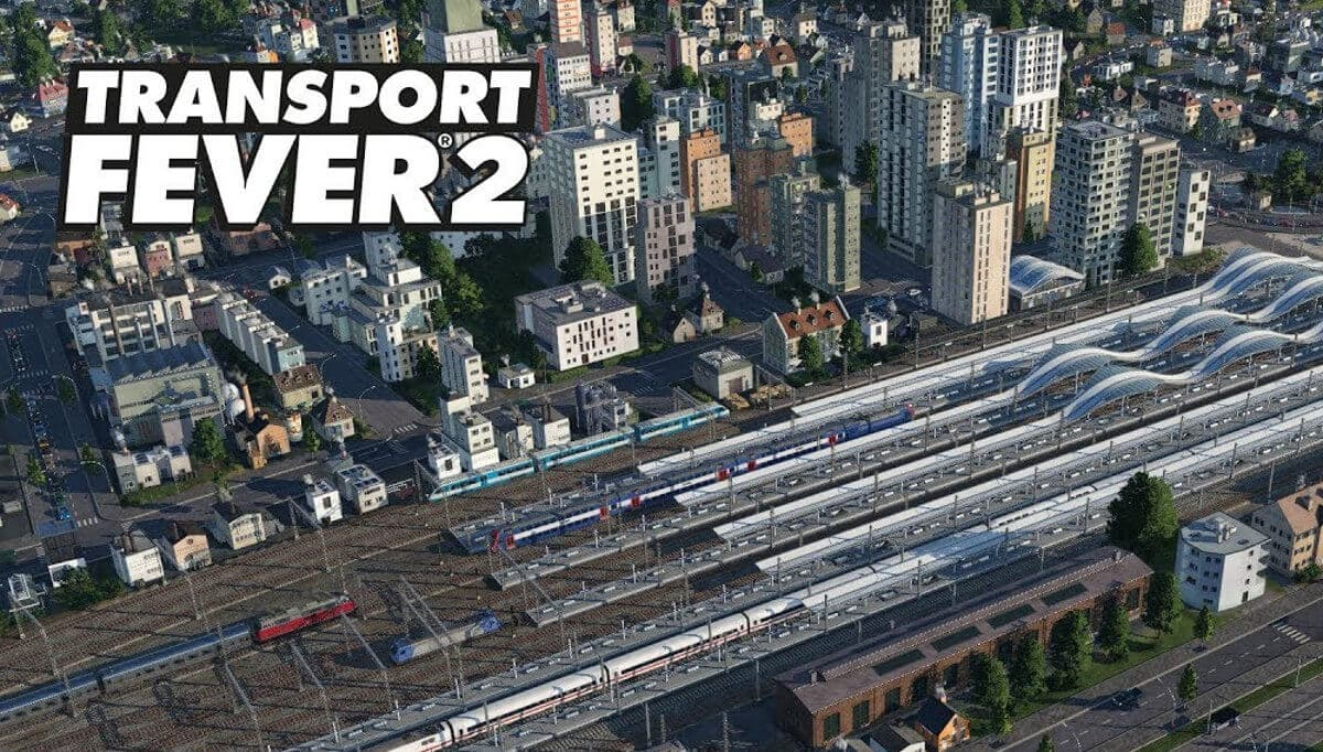 transport fever 2 simulation release is live for linux mac windows pc