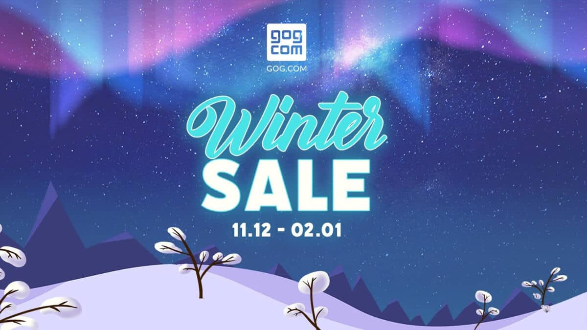 Winter Sale is worth checking out on GOG.com