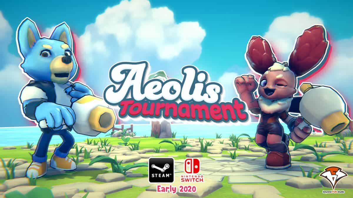 Aeolis Tournament Kickstarter is now live
