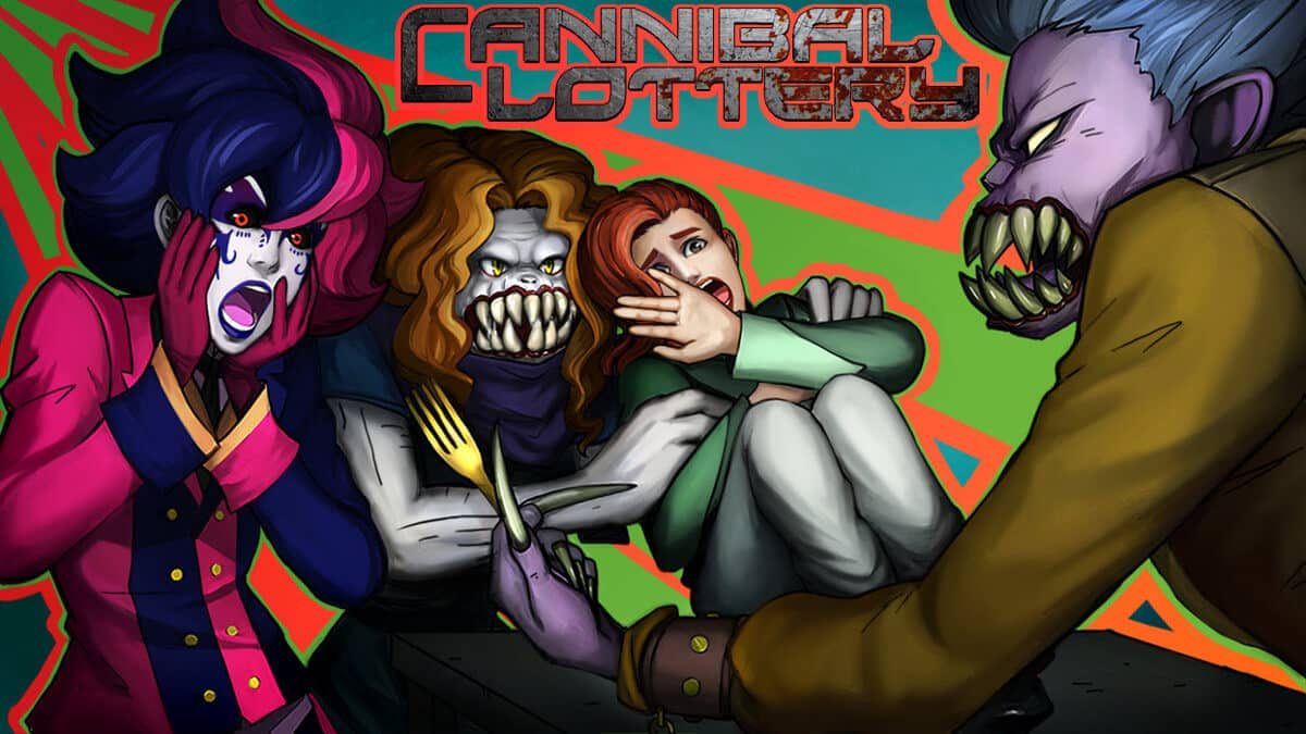 cannibal lottery gets carnivorous visual novel this august on linux mac windows pc
