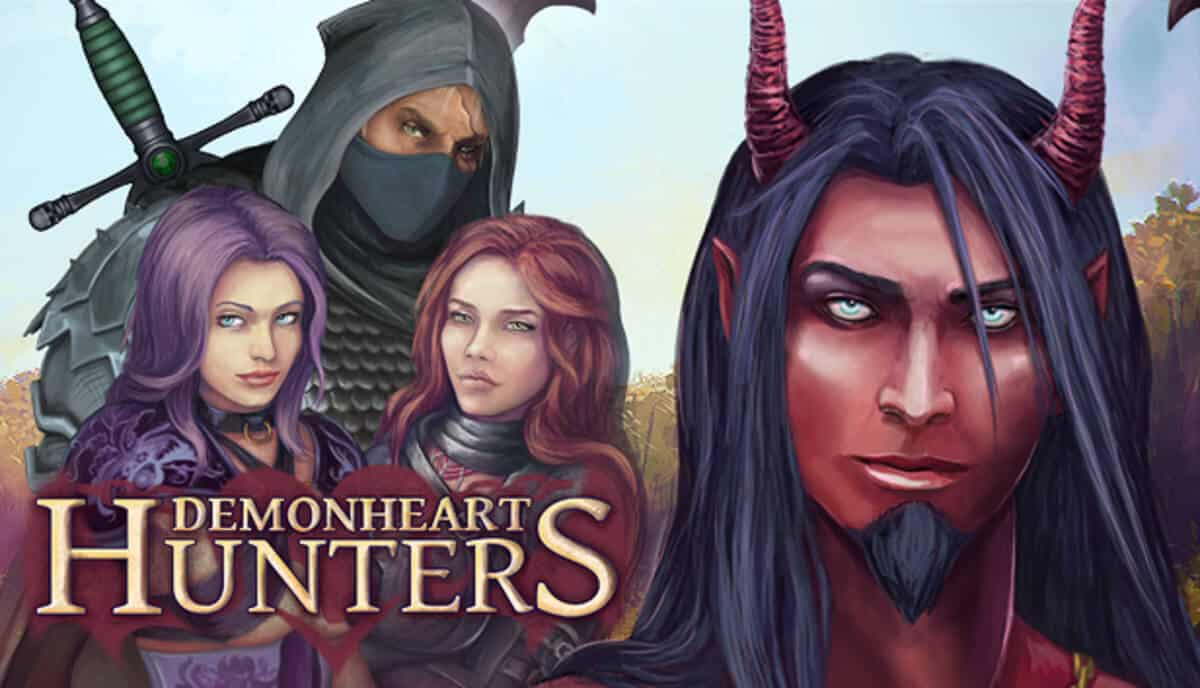 demonheart: hunters adventure RPG demonic influence on linux mac windows pc