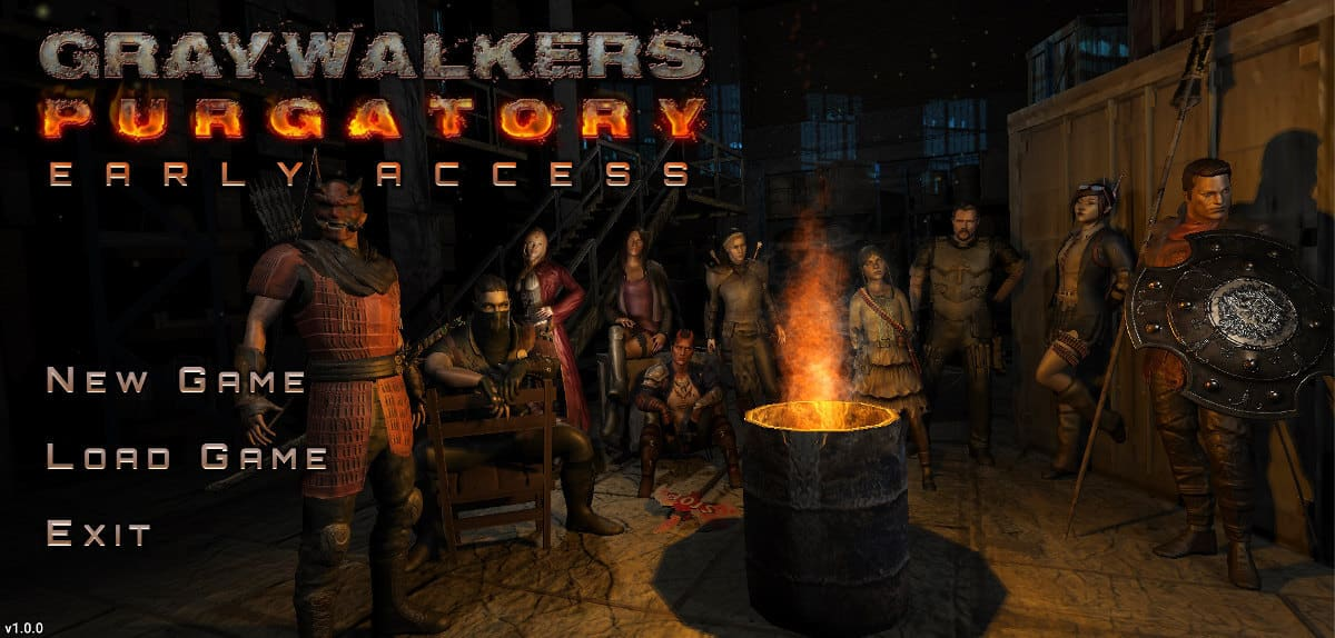 Graywalkers: Purgatory coming to Early Access