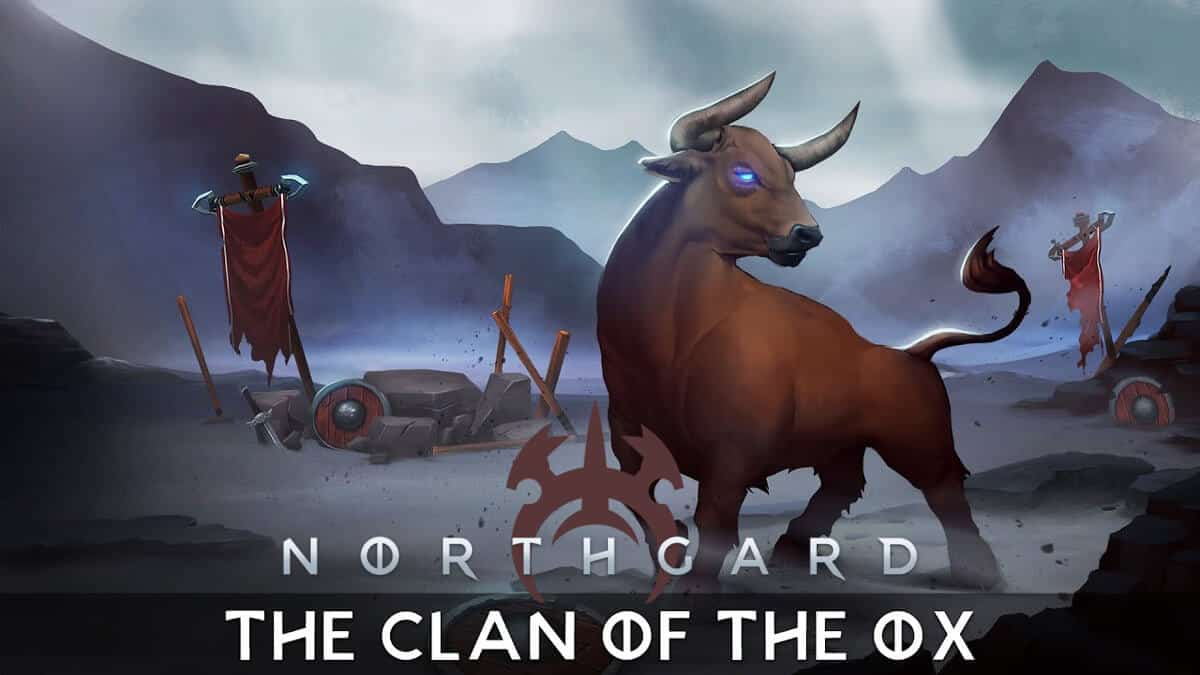 Clan of the Ox new DLC hits Northgard