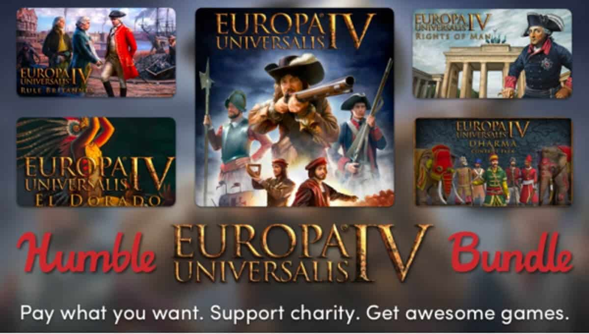 humble europa universalis iv bundle goes live for linux mac windows pc