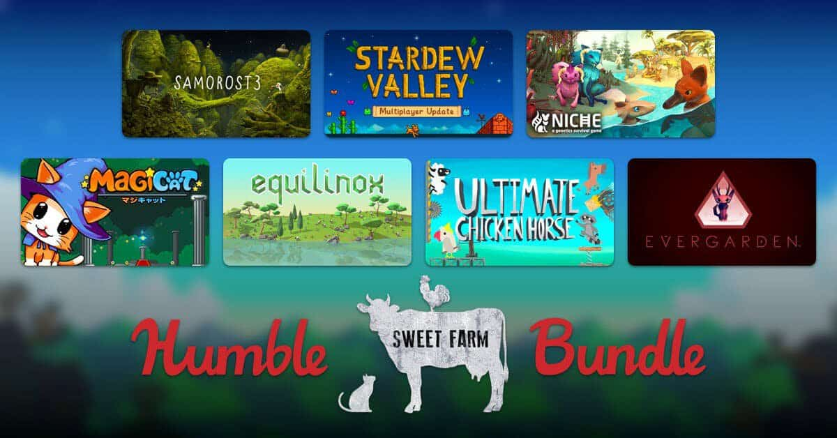 humble wweet farm bundle kicks off for linux mac windows pc