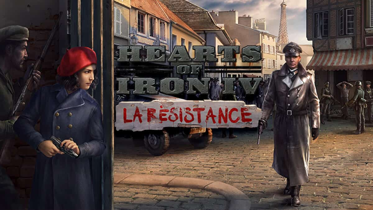 la résistance release date for hearts of iron iv on linux mac windows pc