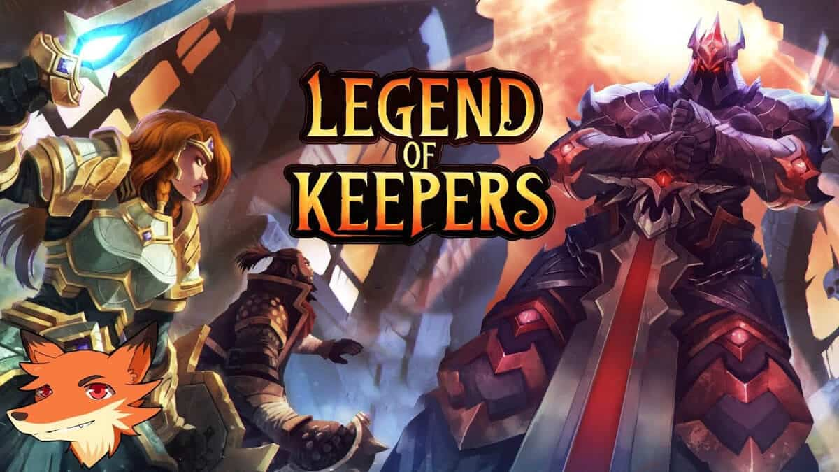 Legend Of Keepers now has a release date