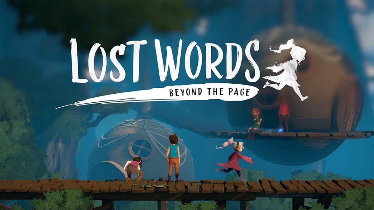 Lost Words: Beyond the Page will move words - Linux Gaming News