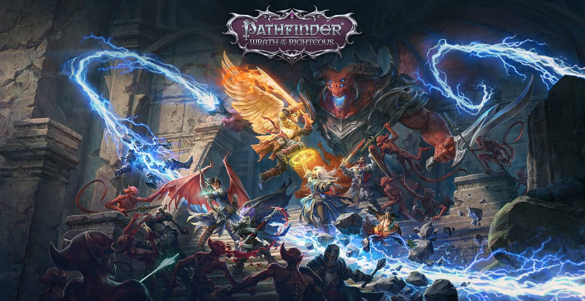 Pathfinder: Wrath of the Righteous Kickstarter date