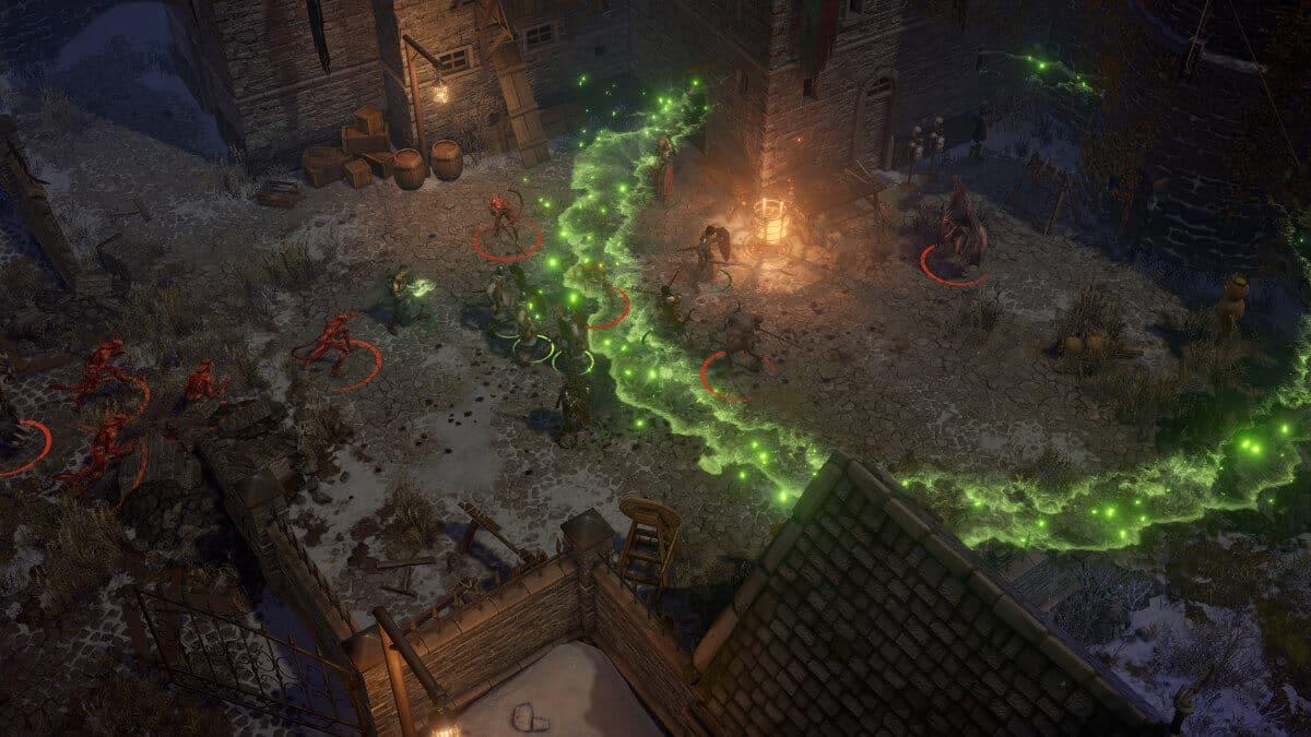 screenshot drezen assault babau nabasu