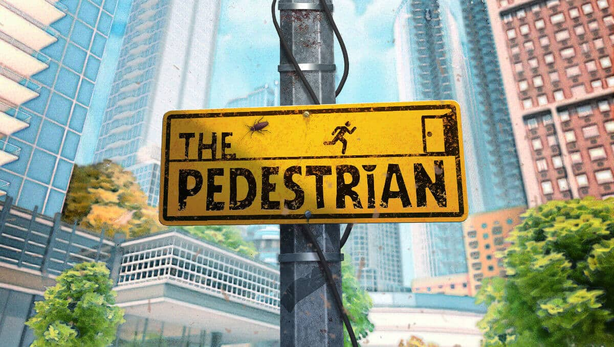 The Pedestrian a very unique puzzle platformer