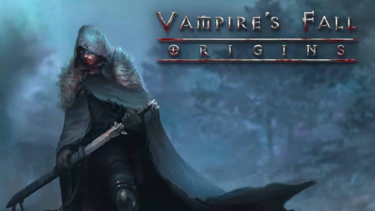 Vampires Fall: Origins CRPG coming to steam for linux windows pc