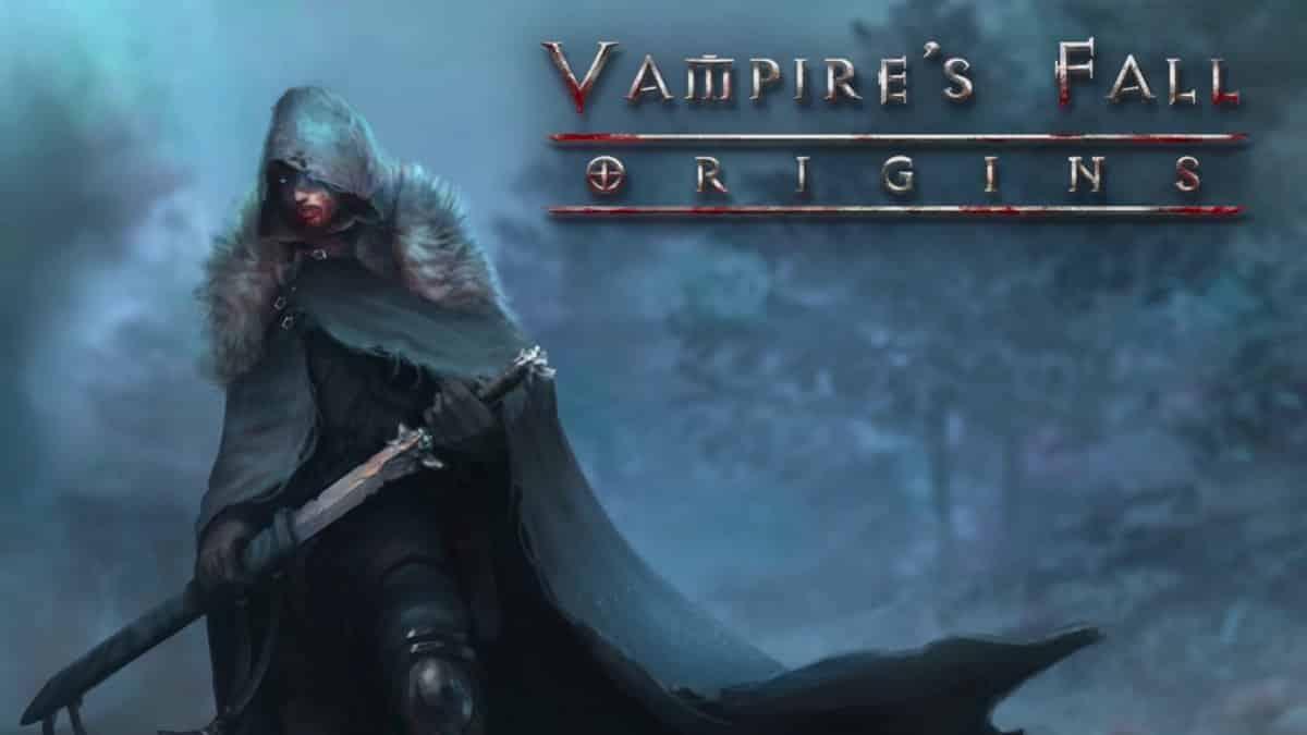 Vampires Fall: Origins CRPG coming to Steam