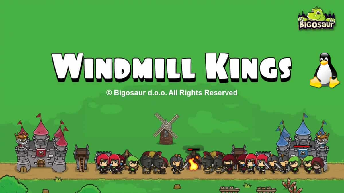 windmill kings port will depend on sales for linux windows pc