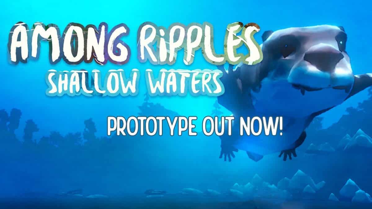 Among Ripples native Demo and Kickstarter