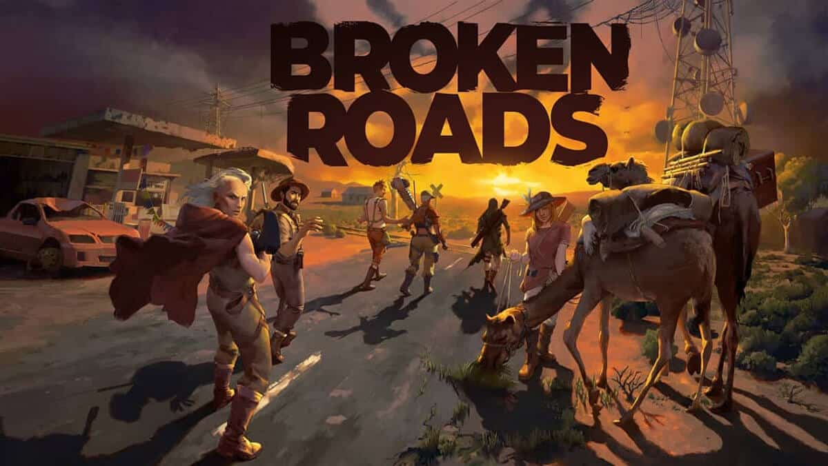 broken roads isometric rpg is a huge tease for linux and windows pc