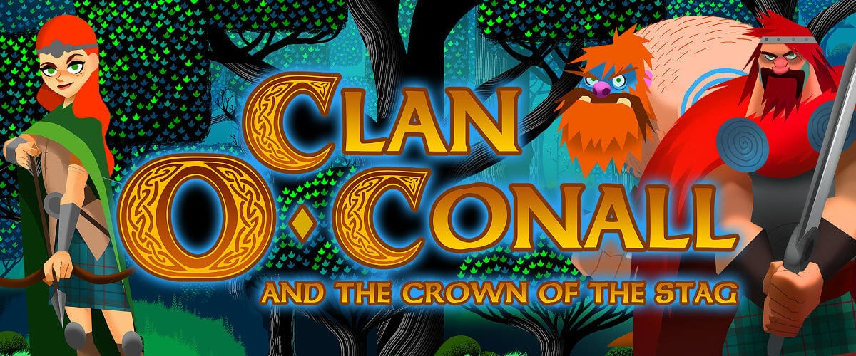 clan o'conall action adventure game to get support for linux mac windows pc