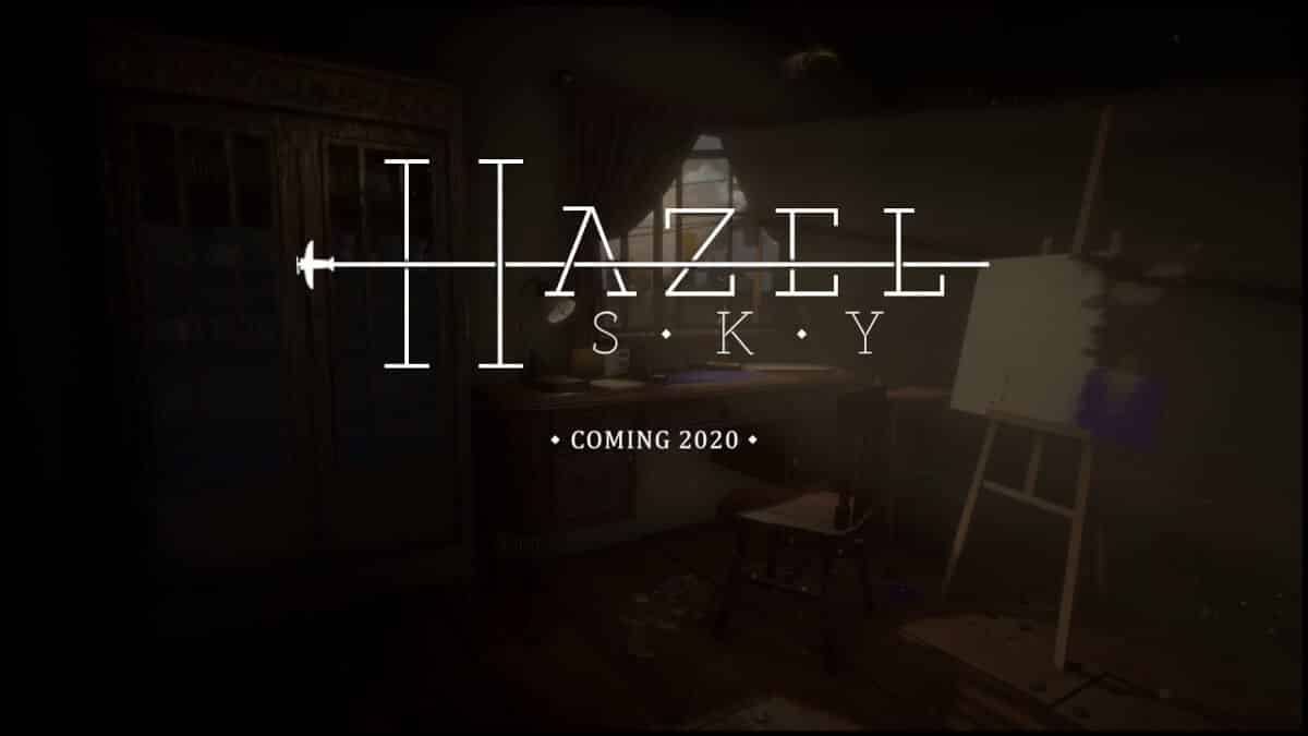 Hazel Sky a unique adventure game for an engineer on linux windows pc