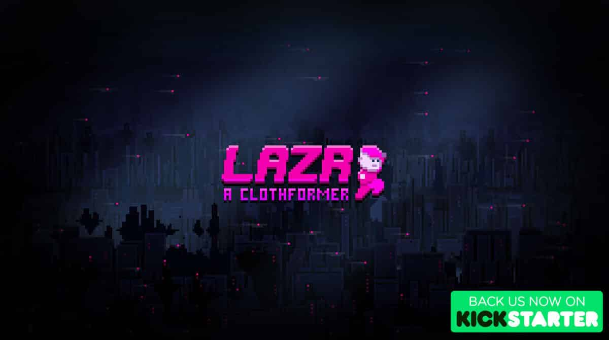 LAZR now on Kickstarter with Demo