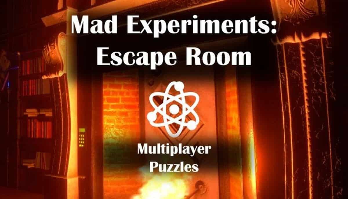 mad experiments escape room game for linux mac windows pc demo live