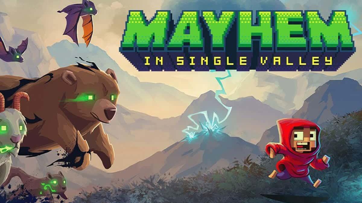 Mayhem in Single Valley adventure announcement